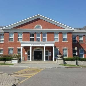 USCA Academy Building