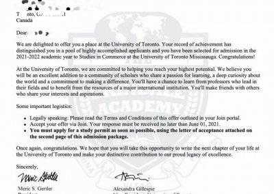 Students Letter's UT_LI