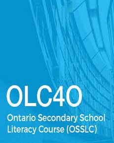 Ontario Secondary Literacy Course, OLC4O