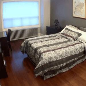 Dorm single room